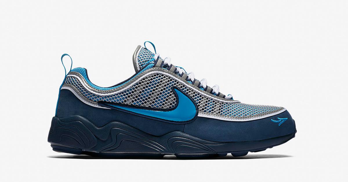 Stash x Nike Air Zoom Spiridon AH7973-400