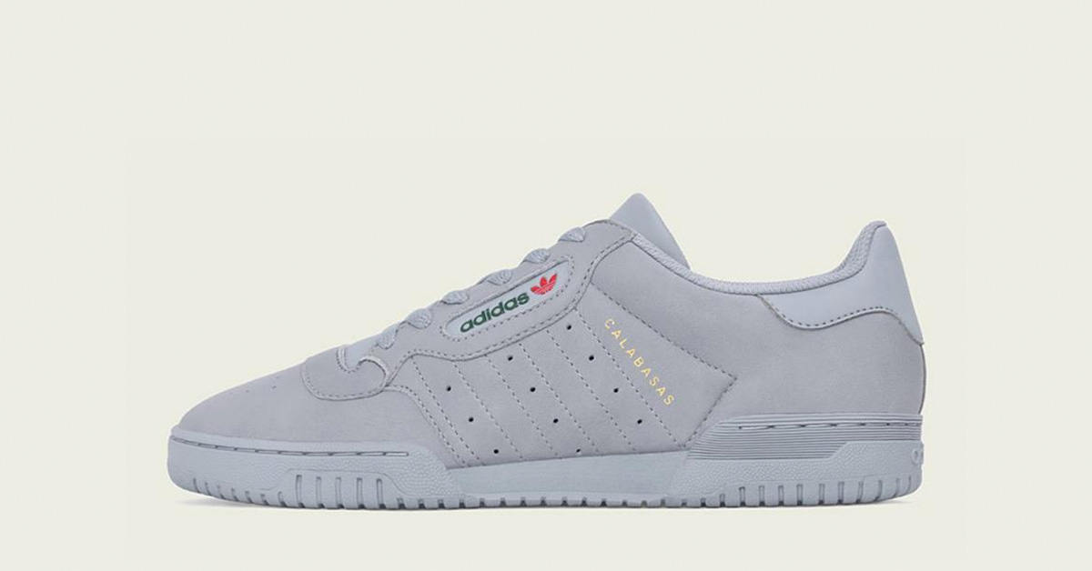 Adidas Yeezy Powerphase Calabasas Grey CG6422