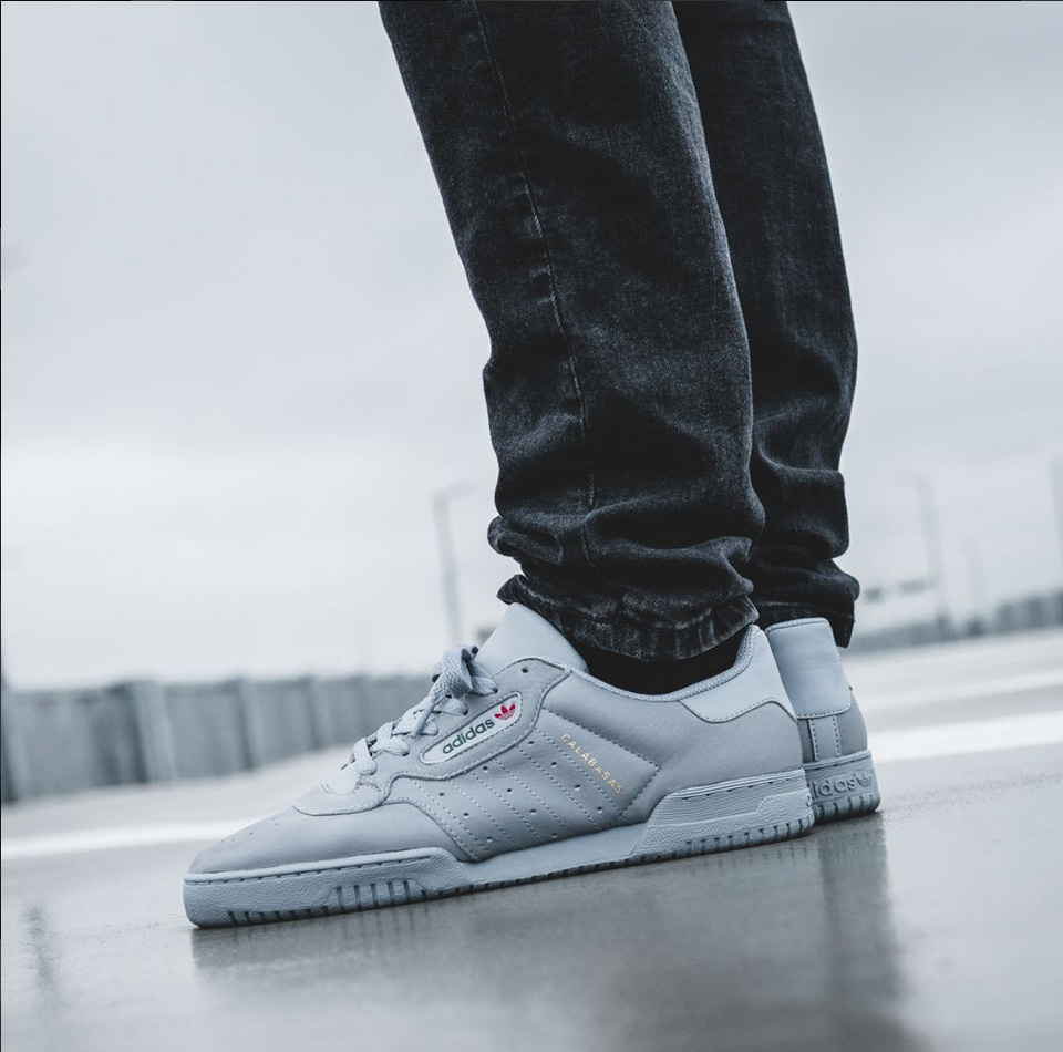 Adidas Yeezy Powerphase Calabasas Grey - Next Level Kickz