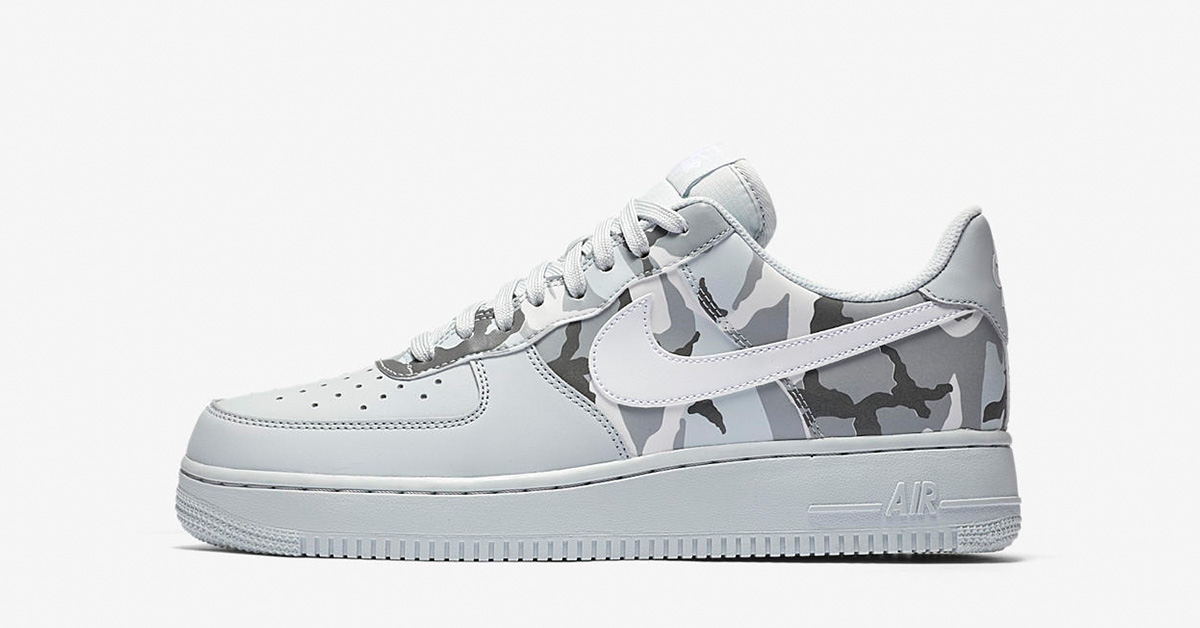 Nike Air Force 1 Low Pure Platinum Wolf