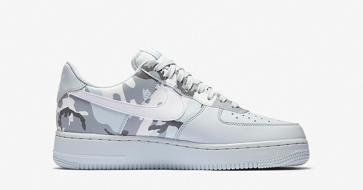 new style 57aab 85cb1 ... hot footlocker nike air force 1 reflective camo e793f 05d2d ...