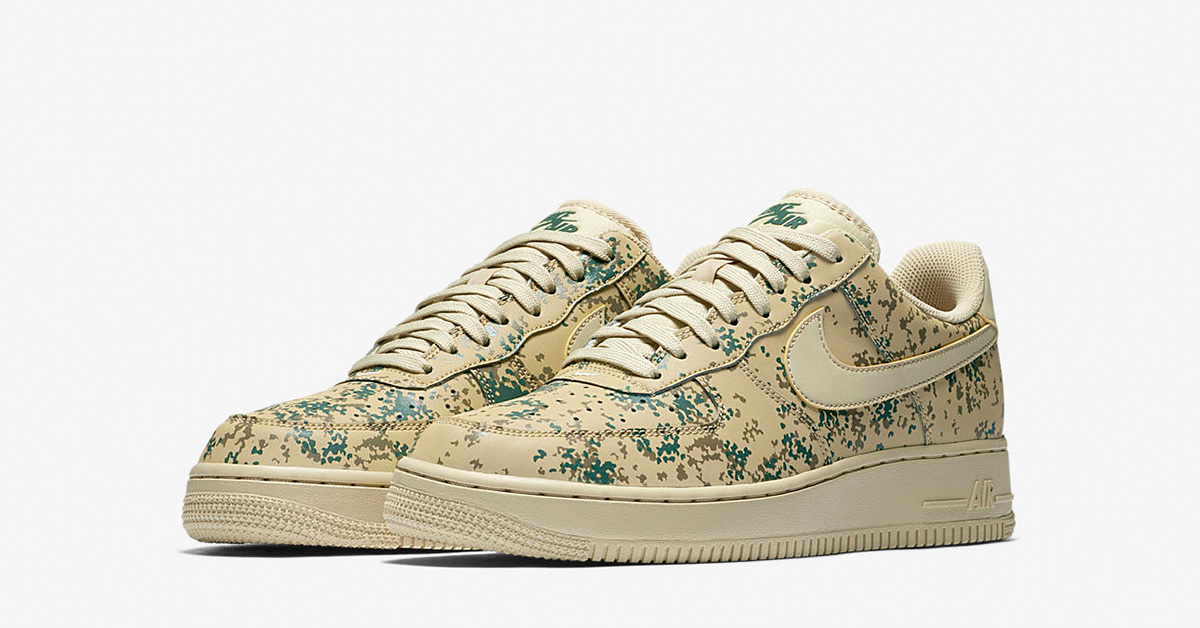 Nike Air Force 1 Low Team Gold Gorge