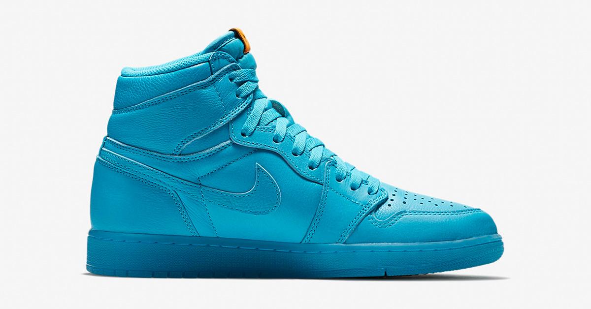 Nike Air Jordan 1 High Like Mike Cool Blue AJ5997-455
