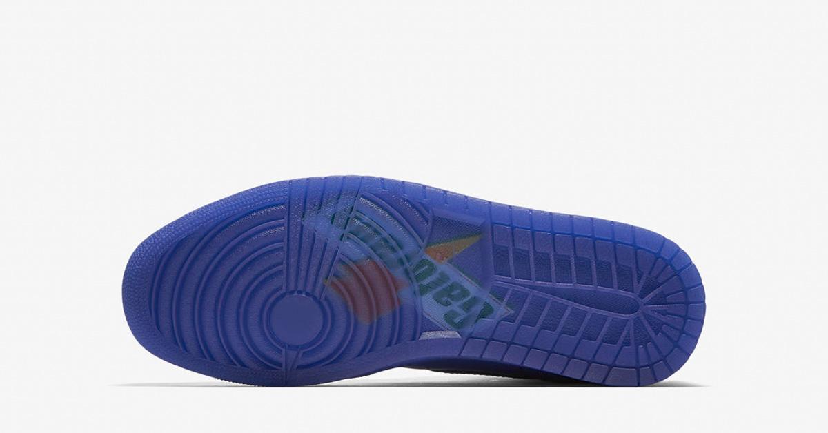 Nike Air Jordan 1 High Like Mike Grape - Next Level Kickz d589b1abe