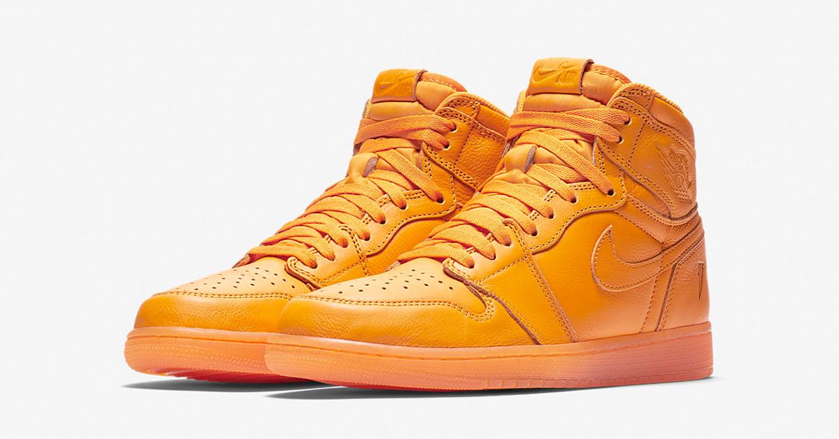Nike Air Jordan 1 High Like Mike Orange AJ5997-880