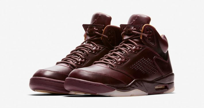 Nike Air Jordan 5 Retro Premium Bordeaux 881432-612