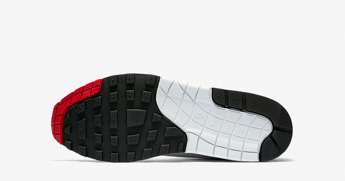 5c916e460f Nike Air Max 1 Anniversary White Dark Obsidian - Next Level Kickz