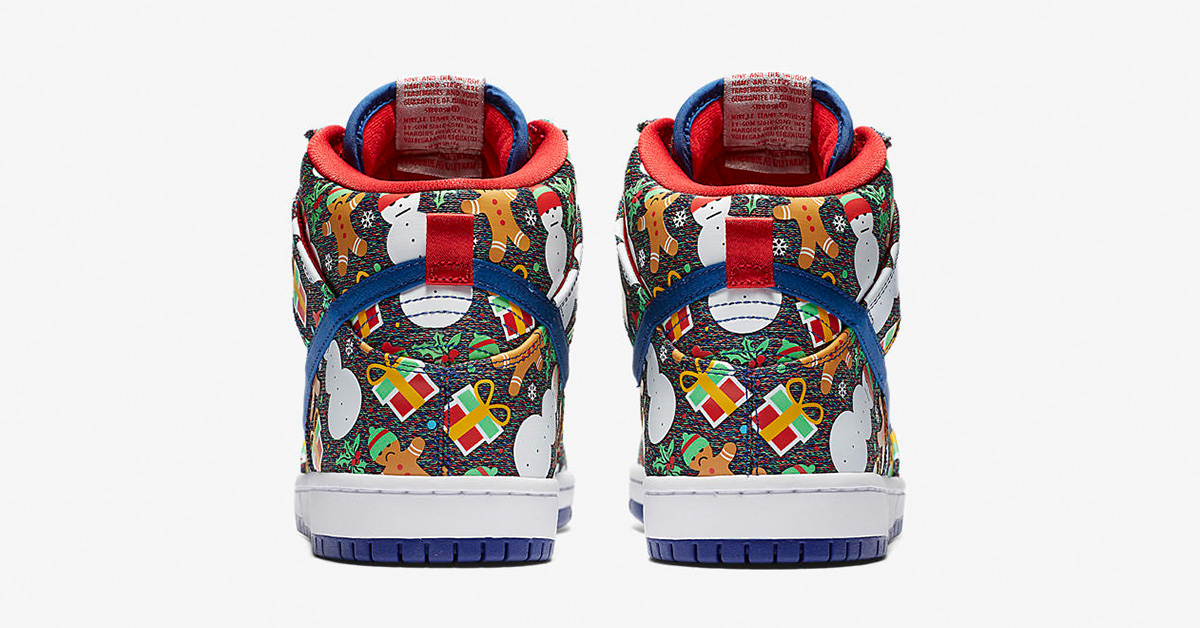 Nike SB Dunk High Pro Ugly Sweater 881758-446