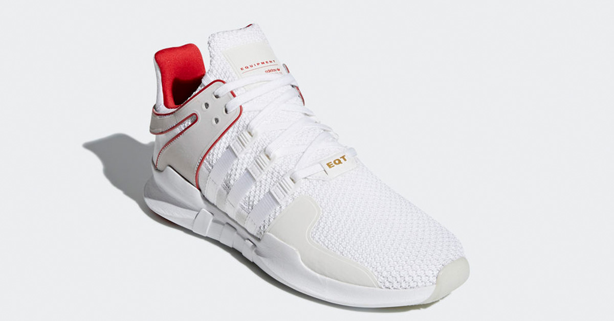 Adidas EQT Support ADV Chinese New Year 2018 DB2541