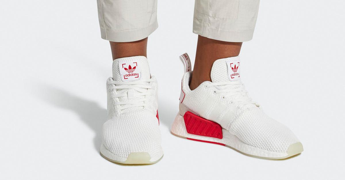 Adidas Nmd R2 Chinese New Year 2018 Next Level Kickz
