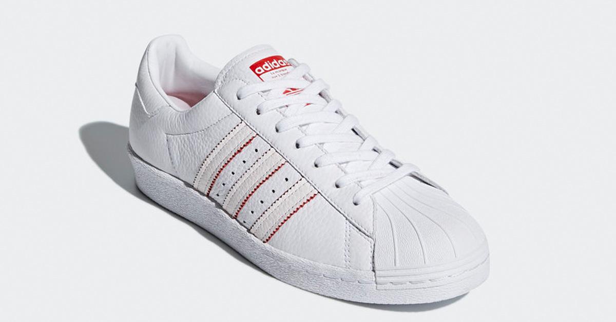 Adidas Superstar 80s Chinese New Year 2018 DB2569