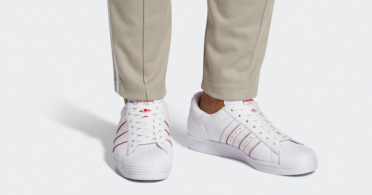 Adidas Superstar 80s Chinese New Year On-foot