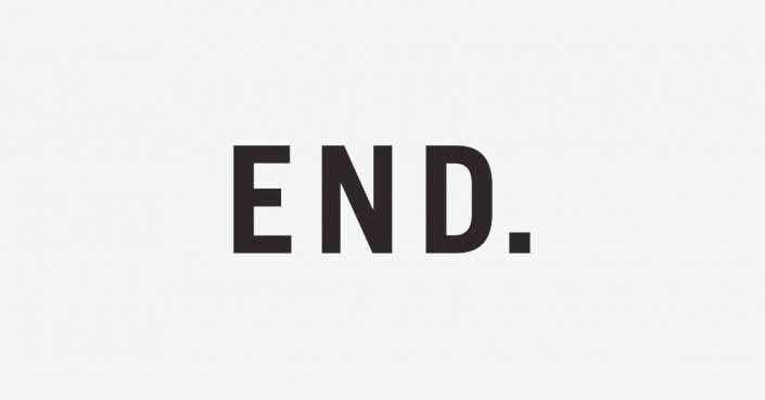 Go to End Clothing