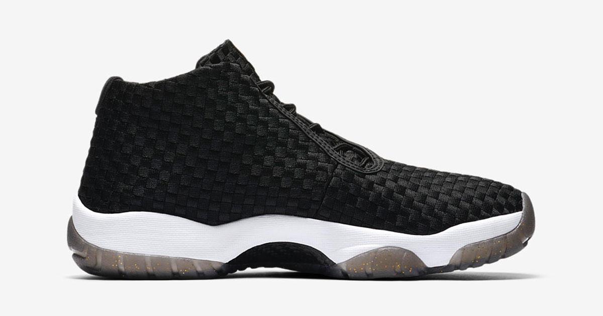 Nike Air Jordan Future Black White 656503-031