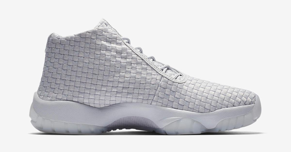 Nike Air Jordan Future Pure Platinum 656503-013
