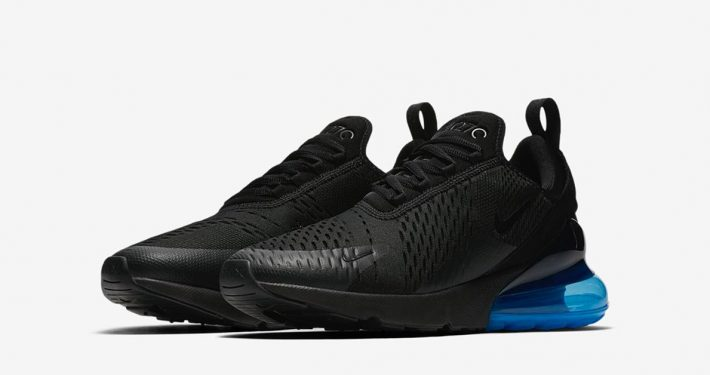Nike Air Max 270 Black Photo Blue AH8050-004