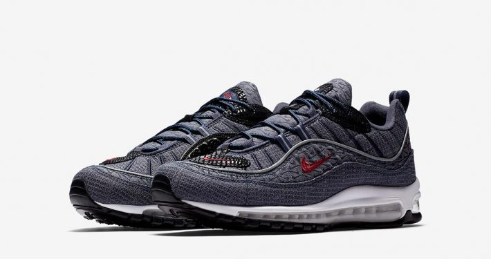 Nike Air Max 98 Thunder Blue Diffused Blue 924462-400