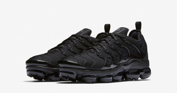 Nike Air Vapormax Plus Black Dark Grey 924453-004