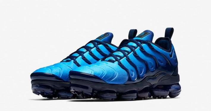 Nike Air VaporMax Plus Obsidian Photo Blue 924453-401