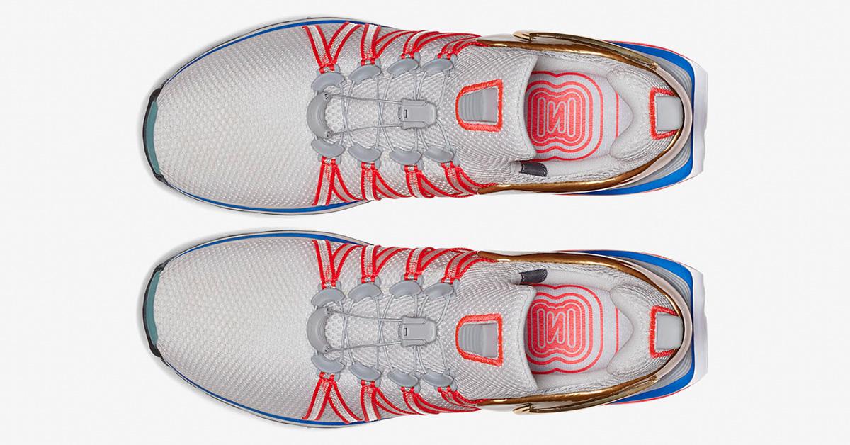 3992fac93ac Nike Shox Gravity Metallic Gold Vast Grey - Next Level Kickz