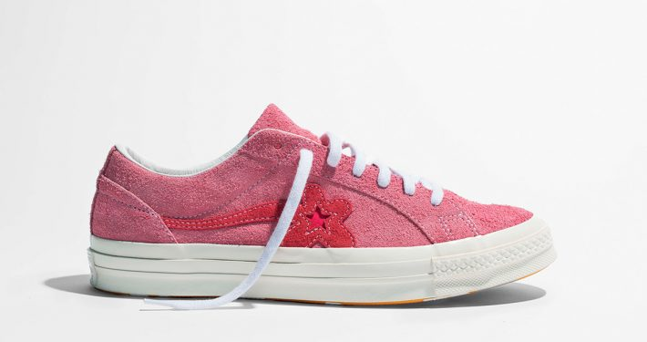 Tyler The Creator x Converse Golf le FLEUR One Star Geranium Pink 160325C