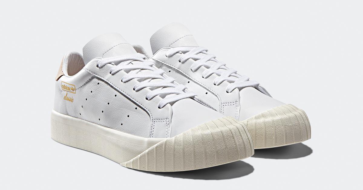 Womens Adidas Everyn White CQ2004