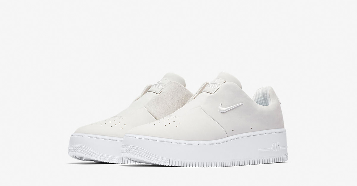 Womens Nike Air Force 1 Sage XX 1 Reimagined AO1215-100