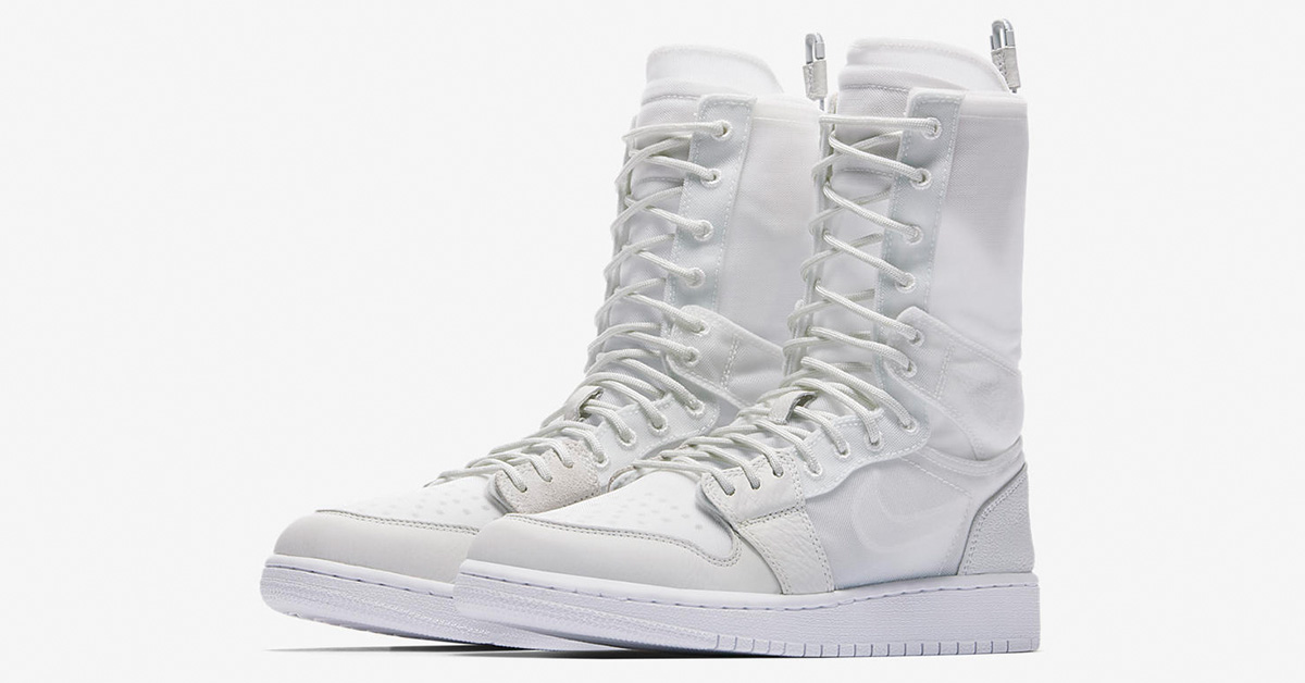 Womens Nike Air Jordan 1 Explorer XX 1 Reimagined AO1529-100