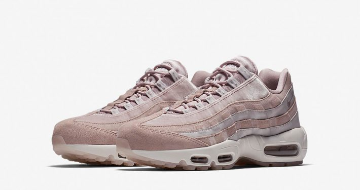 Womens Nike Air Max 95 Cloud Plush AA1103-600