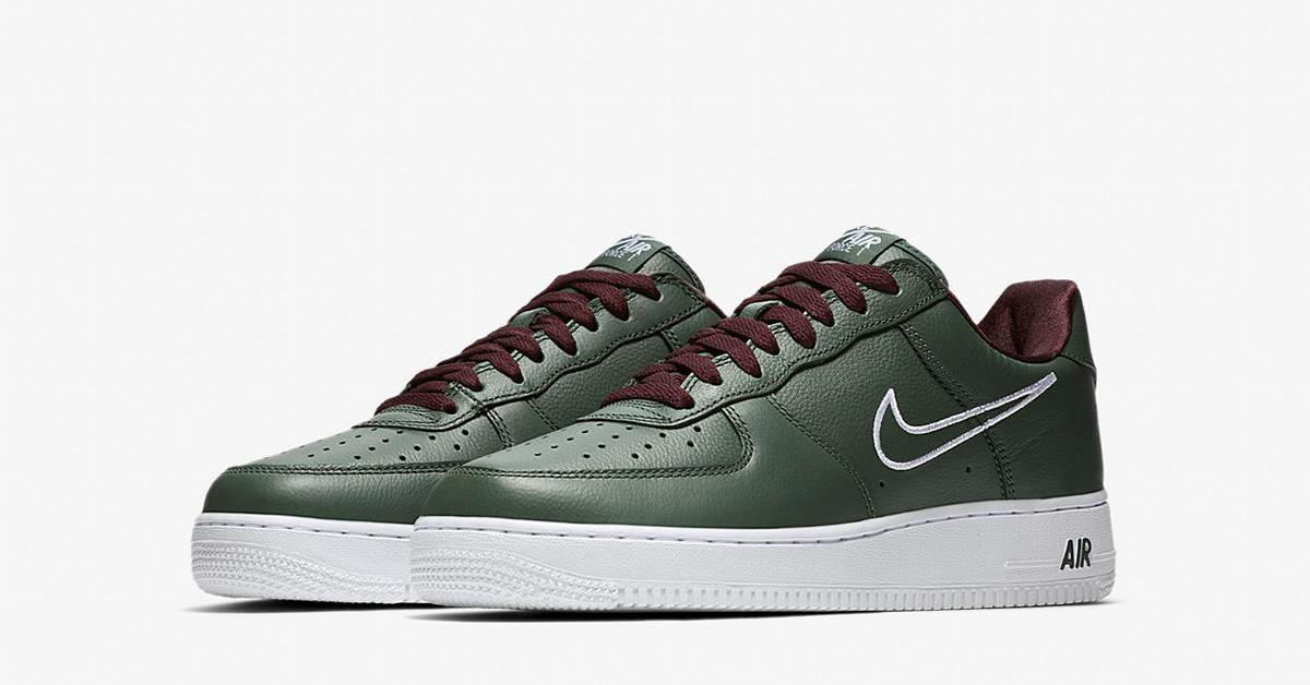 Nike Air Force 1 Hong Kong 2018 845053-300