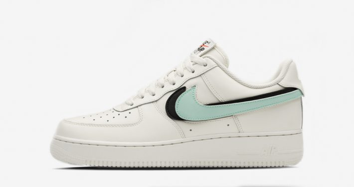 Nike Air Force 1 Sail Swoosh Flavors AH8462-101