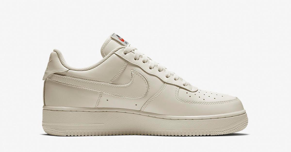 hot sale online f728b 5821d Nike Air Force 1 Sail Swoosh Flavors - Next Level Kickz