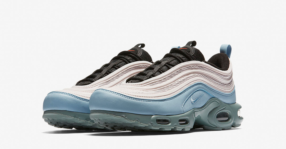 Nike Air Max Plus 97 Mica Green Barely Rose Next Level Kickz