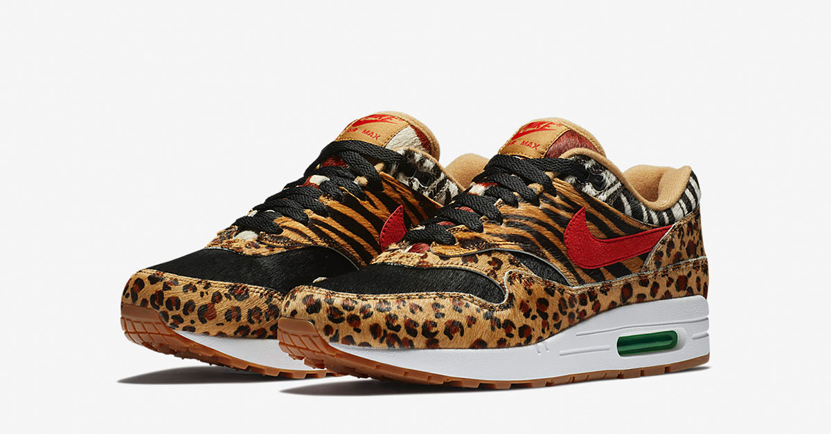 uk nike air max limited edition leopard print 745ad f5a68