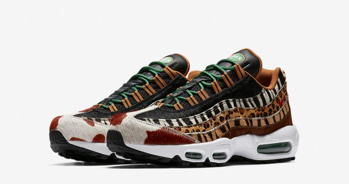 Atmos x Nike Air Max 95 Animal Pack 2018 AQ0929-200
