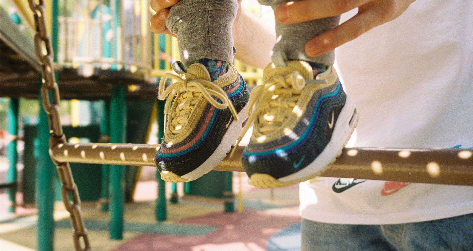 Kids Nike Air Max 1/97 Sean Wotherspoon BQ1670-400