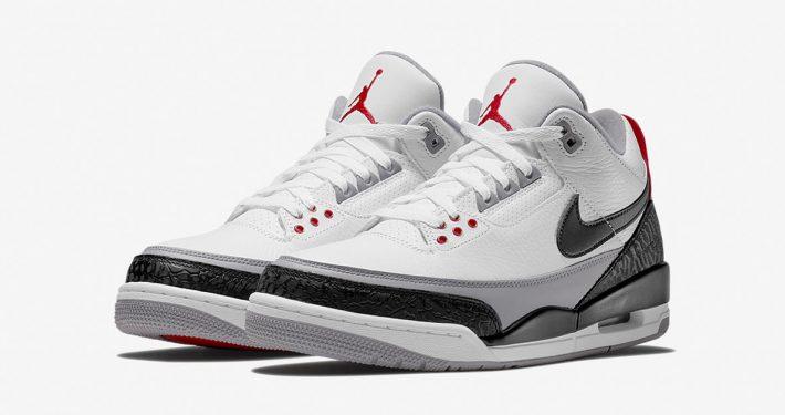 Nike Air Jordan 3 Tinker AQ3835-160