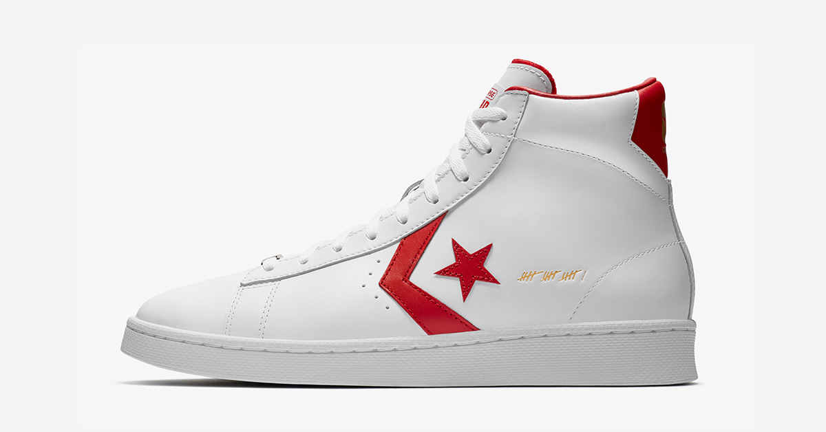 Converse Pro Leather Mid The Scoop