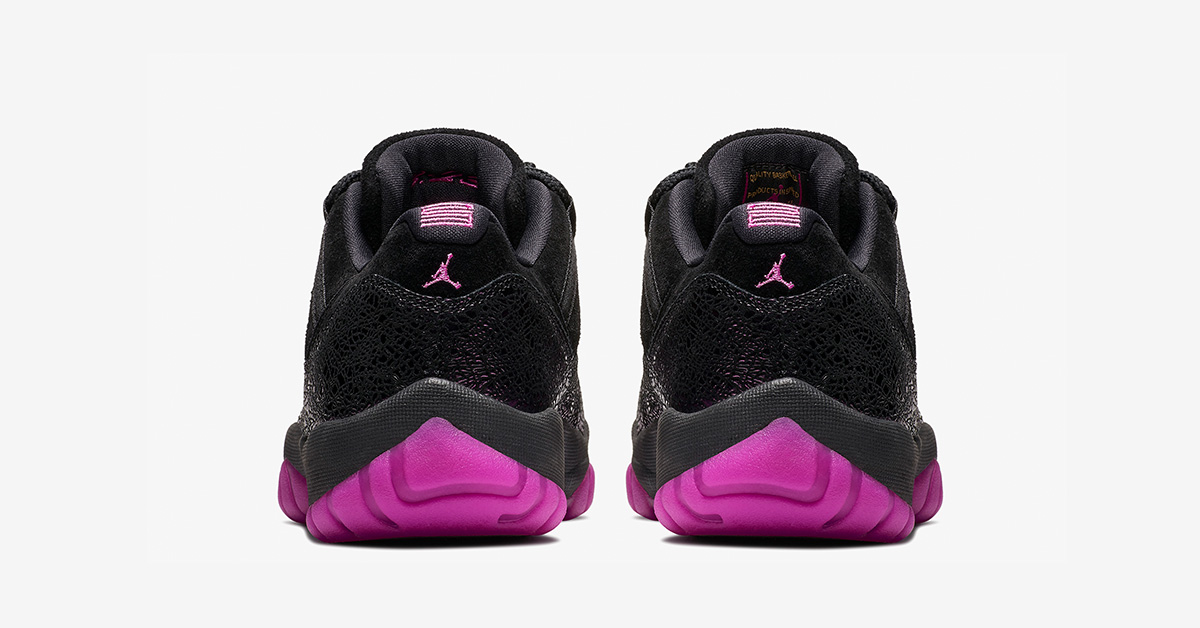 Nike Air Jordan 11 Low Rook to Queen