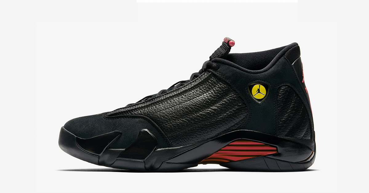 Nike Air Jordan 14 The Last Shot