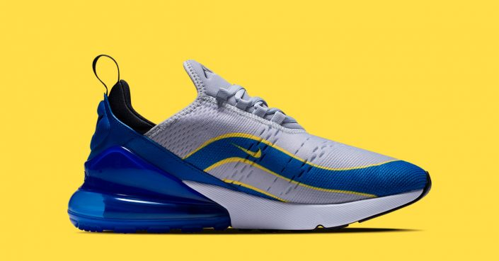 Nike Air Max 270 Mercurial Collection
