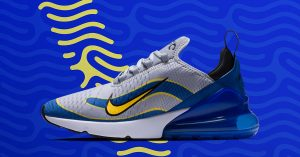 Nike Air Max 270 iD Mercurial Collection