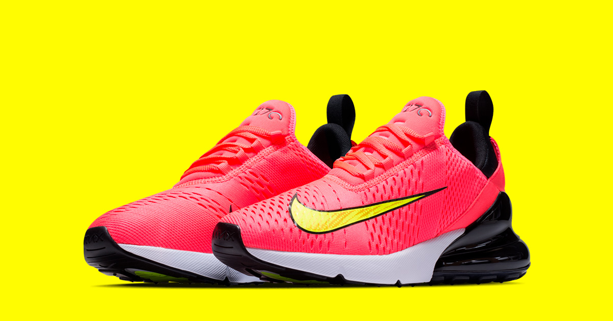 Nike Air Max 270 id Mercurial Superfly 4