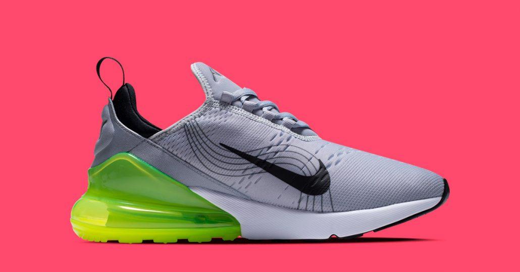 Nike Air Max 270 Mercurial Vapor