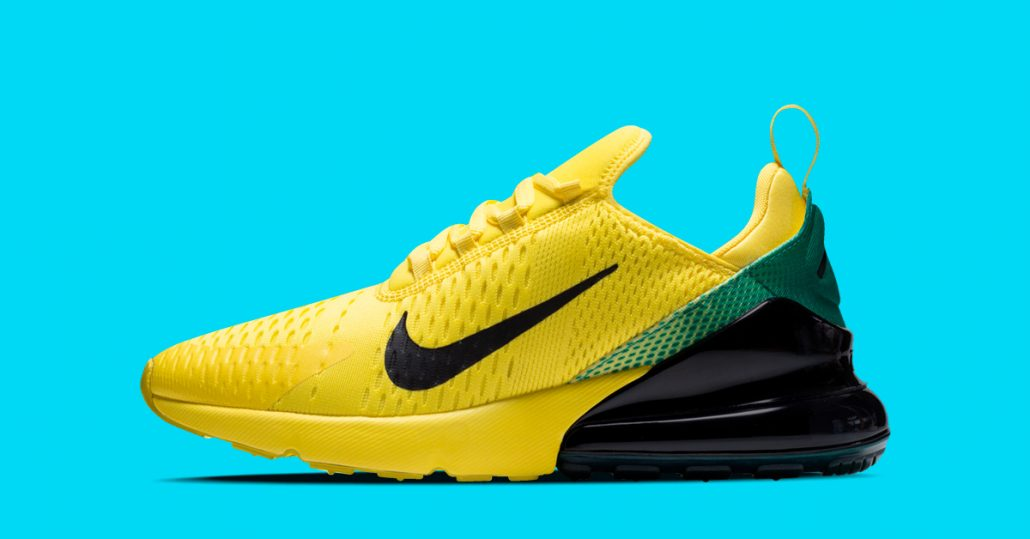 Nike Air Max 270 Mercurial Vapor 3