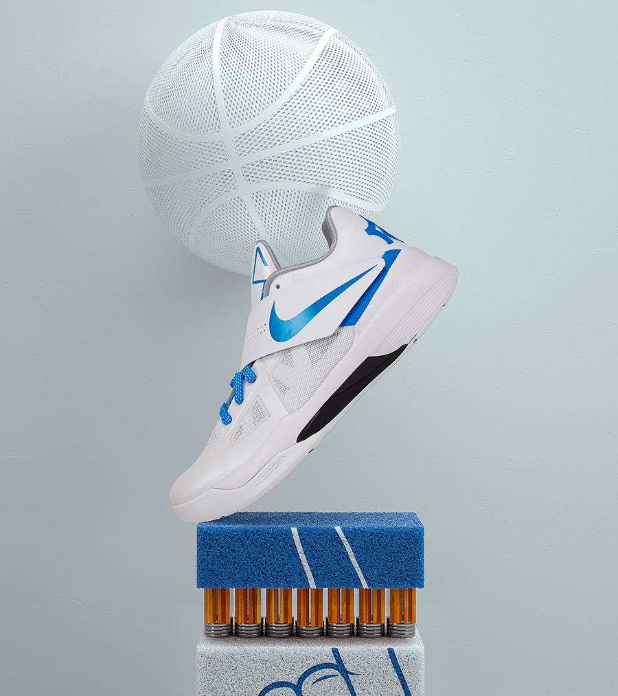 Nike Zoom KD 4 Battle Tested