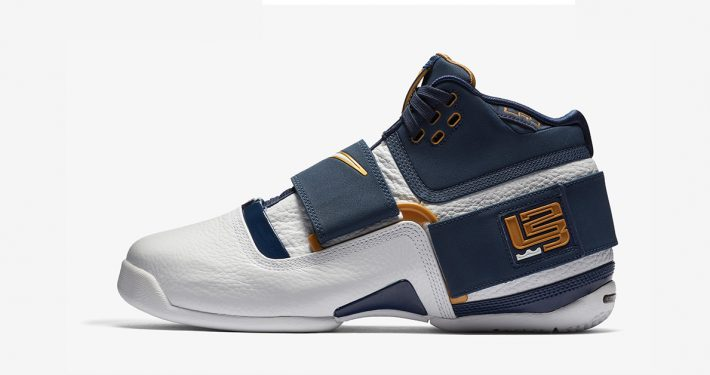 Nike Zoom LeBron Soldier 1 25 Straight