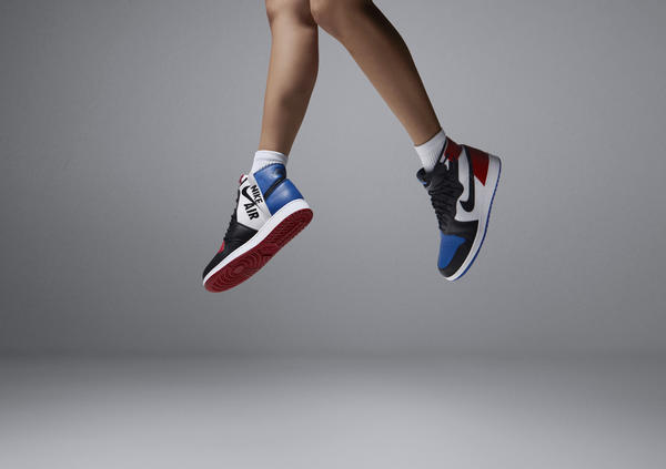 Womens Nike Air Jordan 1 Rebel Collection