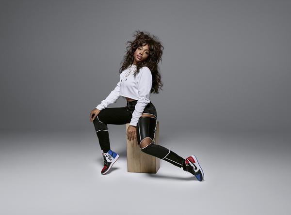 Womens Nike Air Jordan 1 Rebel Collection