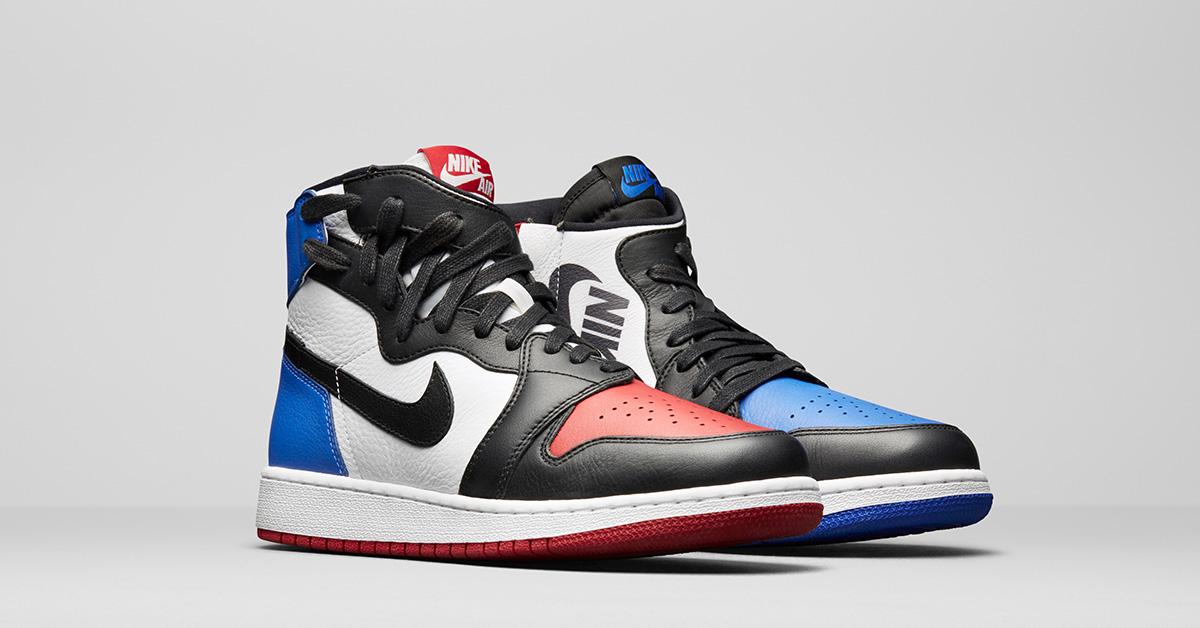 Womens Nike Air Jordan 1 Rebel Top 3